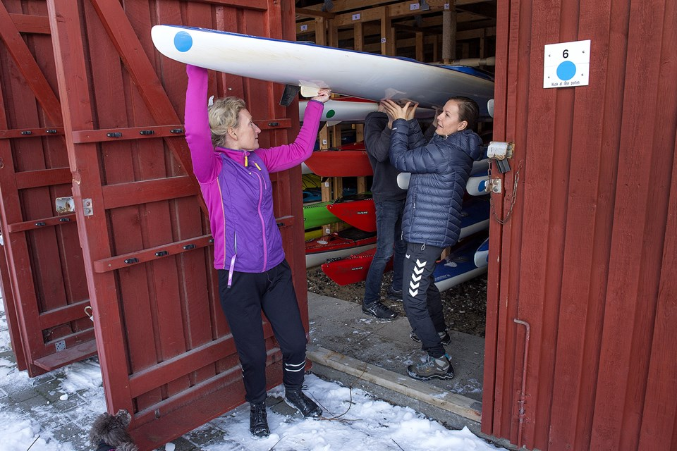 Kano- og Kajakklubben Limfjorden er med i opløbet om de 100.000 kroner.Arkivfoto: Lars Pauli