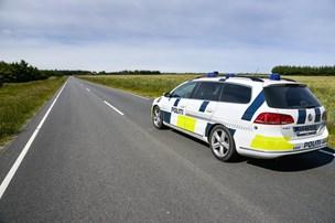 Stribe af tyverier fra lastbiler: Fire anholdt i Himmerland