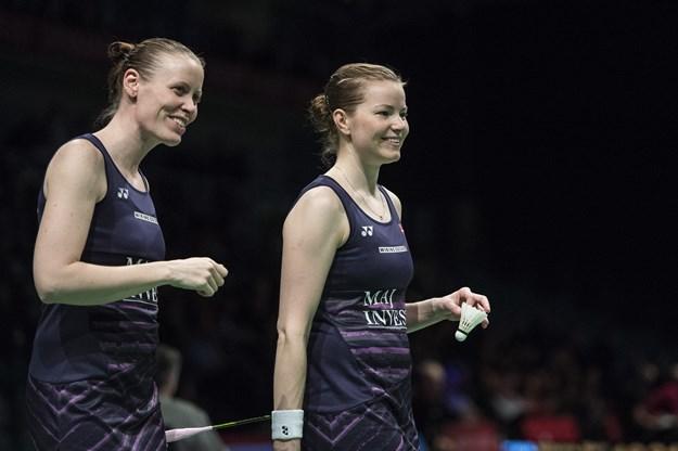 Nordjysk damedouble vandt EM-guld for fjerde gang