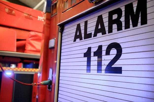 Udrykning til Meny i Aalborg: Frygtede brand
