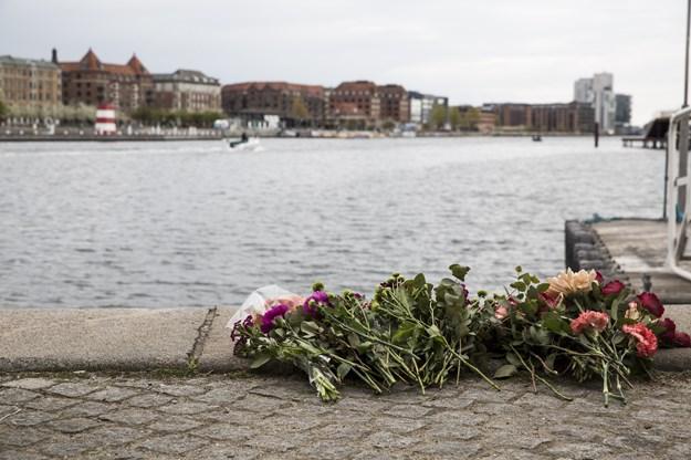 Find kvinde ubeskyttede nær ved København