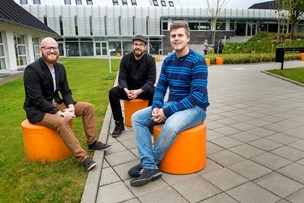 Tre unge nordjyder bag nyt spilkoncept