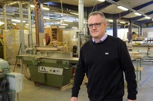 Før krakket: Møbeldirektør var optimist midt i krisen