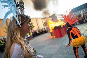 Se billederne: Årets karneval er i gang