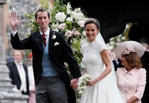 Flere kongelige deltog i årets bryllup