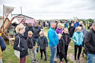 Vikingemarked trak folk til