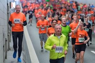 Se billederne: En anderledes løbeoplevelse