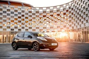 Gratis strøm til Nissan Leaf