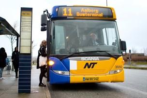 Busselskab bliver hædret for kundeservice