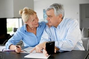 Fuld fart på opsparing til pension