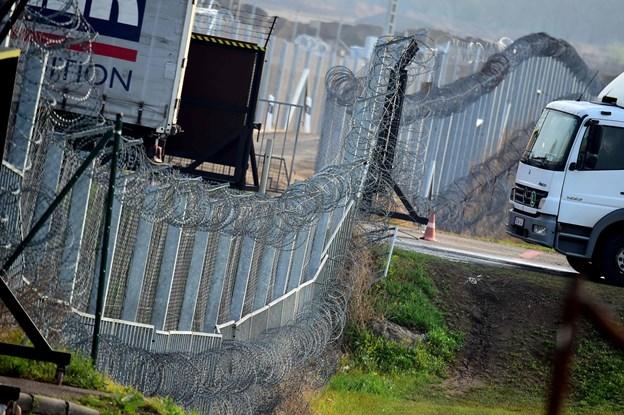 Forslag: Hegn på den dansk-tyske grænse