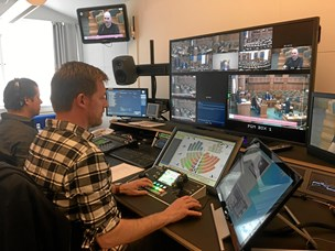 Tv-folk: - Vi laver Danmarkshistorie
