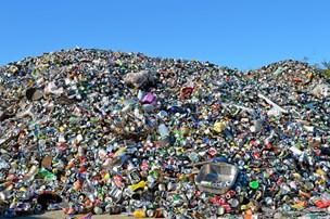 Affaldssorteringen kører fint