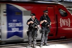 Tre mænd er anholdt i London på mistanke om terrorplaner