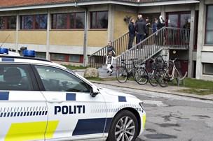 Bombetrussel hver fjerde dag i Danmark