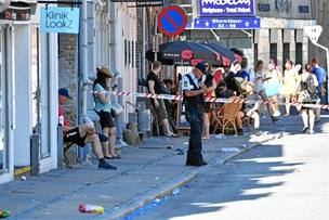 Mand stukket ned under karneval: En anholdt