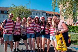 Karneval: Find Holger
