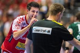 Martin Larsen forlader Aalborg