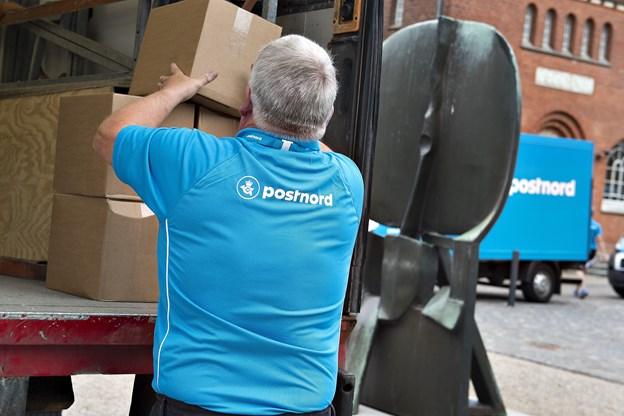 Postnord tager hul på nye fyringer