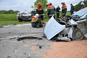 To mænd dræbt i trafikulykke var 21 år