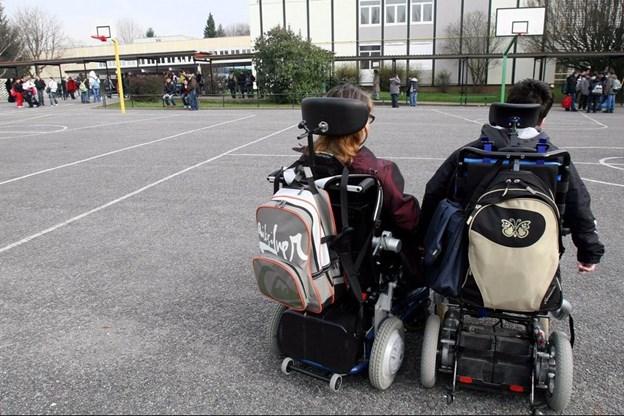 Handicappede får ret til at hyre personale med på ferie