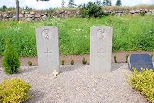 Ukendt soldat får navn på gravstenen