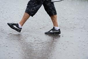 Varsel: Voldsomt regnvejr