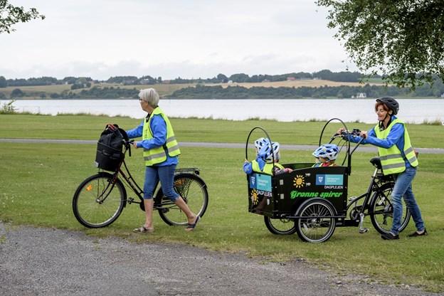 Dagplejere på hjul | Nordjyske.dk