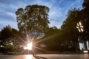 Prominent besøg til Verdensballet i Skagen
