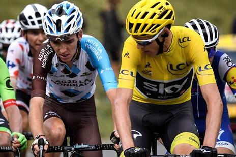 LIVE: 18. etape - Tour de France 2017