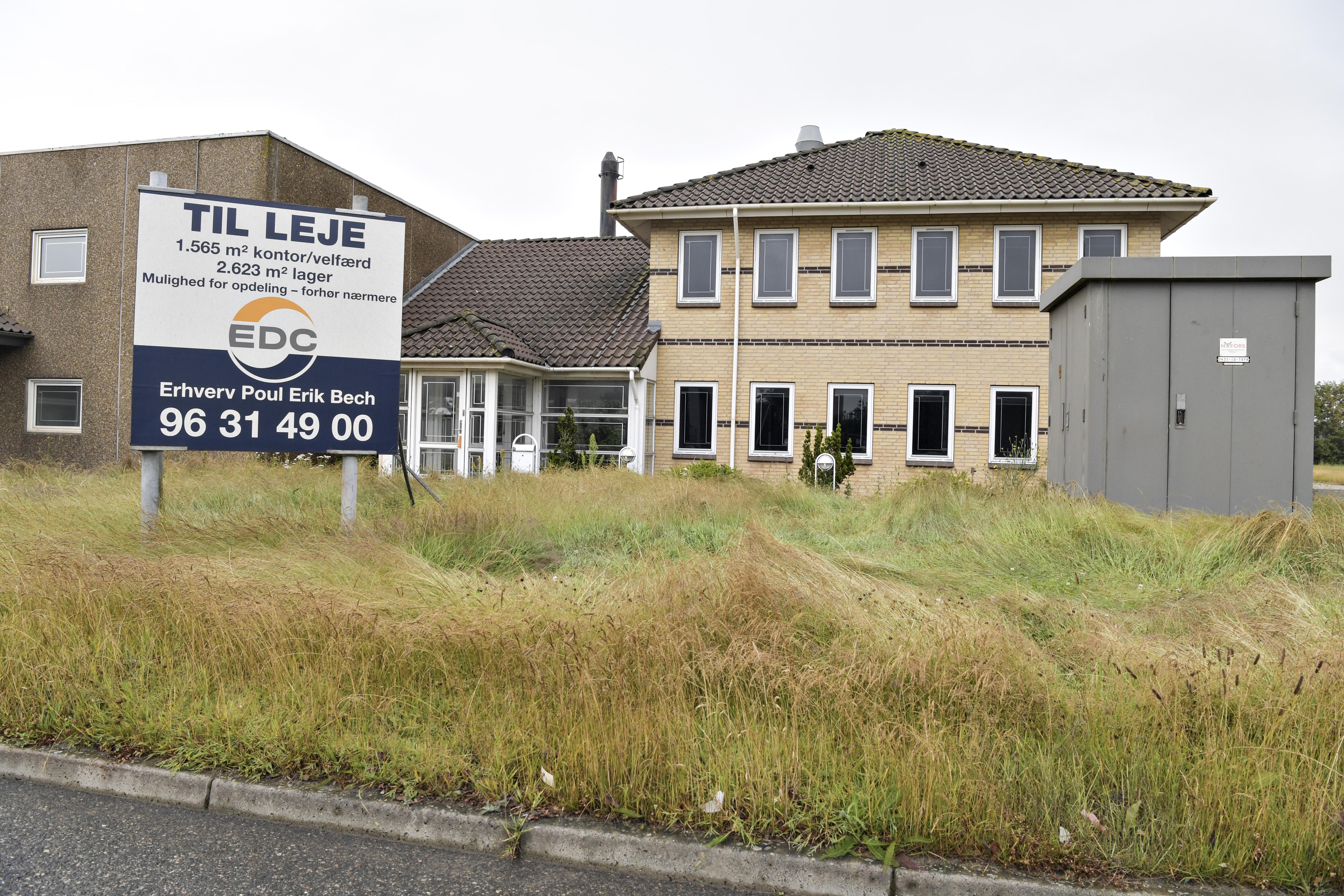 ejendomme solgt på tvangsauktion
