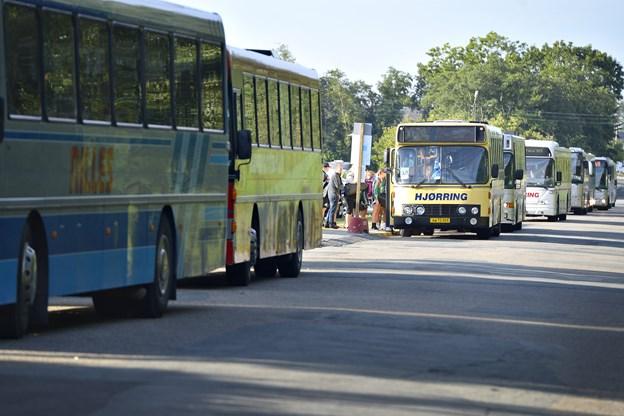 Politiaktion viste alvorlige fejl på busser