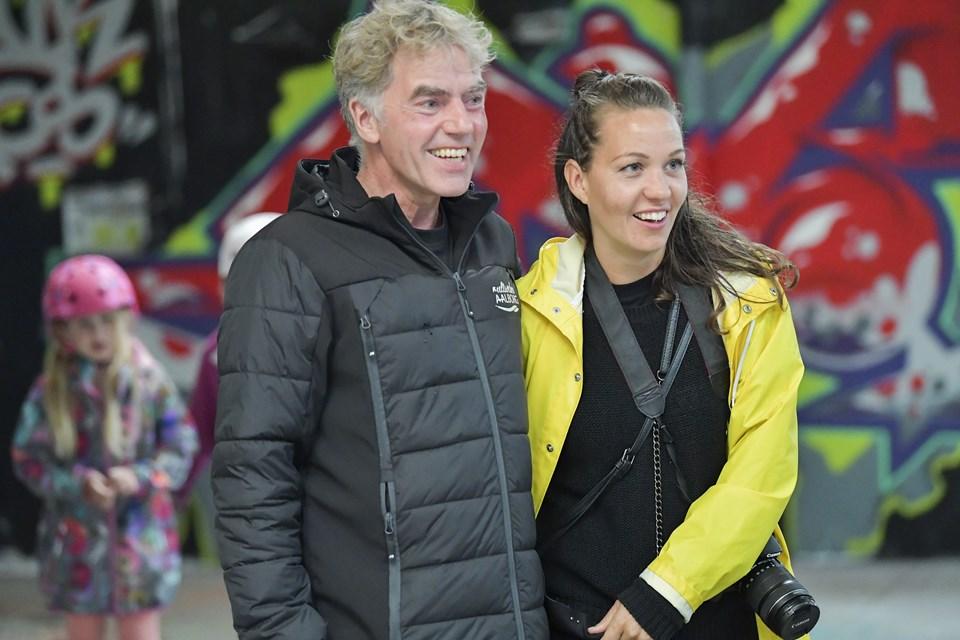 Jens Toft-Nielsen og Katrine Skovsgaard ser mange fordele i det nye samarbejde.