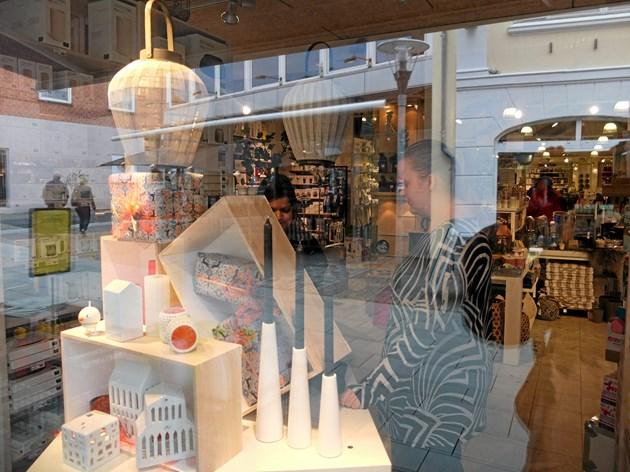 Lokale Inspiration-butikker i ny kæde