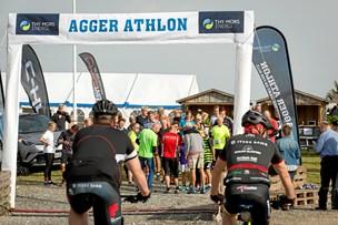 Agger Athlon for fuld skrue