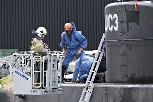 Ubådsejer: Ulykke dræbte svensk journalist på ubåd