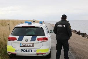Kvindelig uden hoved, arme og ben er fundet ved Amager