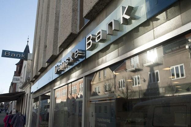 Danske Bank ramt af it-problemer | Nordjyske.dk