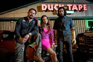 Vellykket komedie: Logan (not so) Lucky