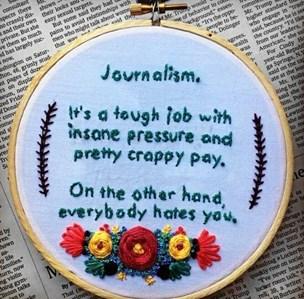 Ny tilgang til journalistikken