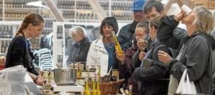 Fødevarefestival på Knivholt i weekenden