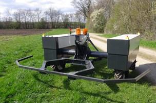 Traktorrobotter kan hjælpe landmænd