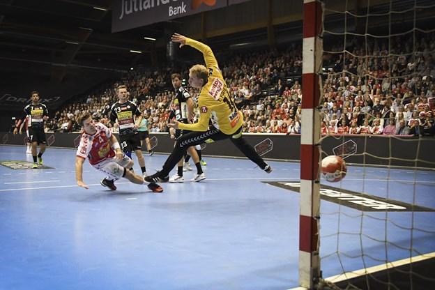 Aalborg Håndbold tog sejren