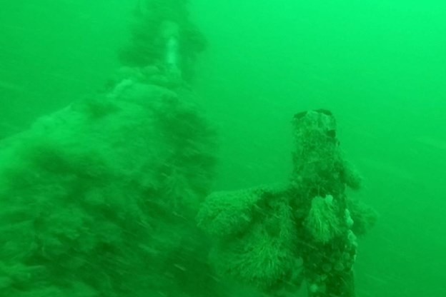 Dykker finder vrag af tysk krigsubåd i Nordsøen