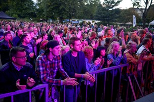 Nu kan der komme flere koncerter i Karolinelund