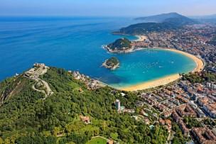 San Sebastian - Baskerlandets charmør