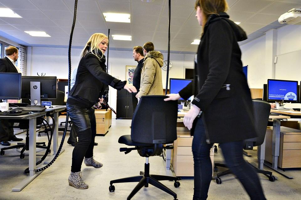 Private job bedre end udflytning | Nordjyske.dk