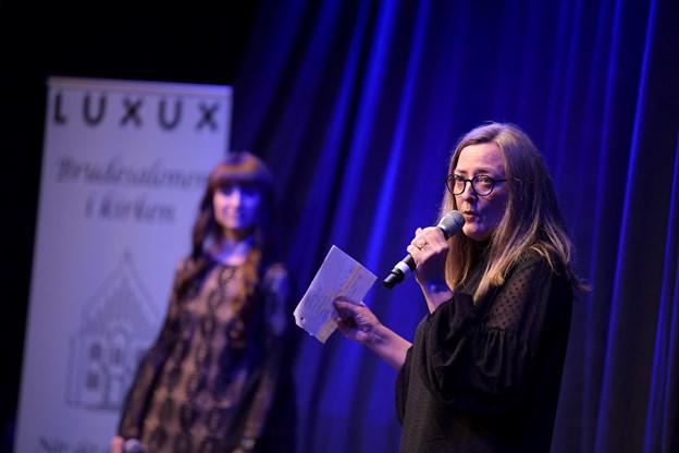 Anne Svalgaard Toftild fortæller om de enkelte modeller