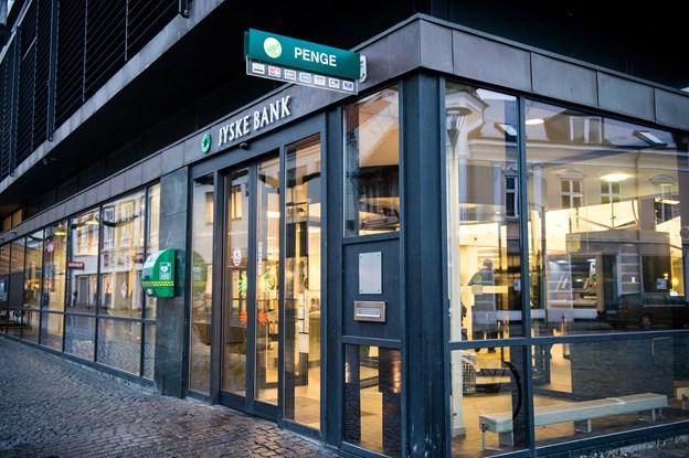 jyske netbank erhverv ipad