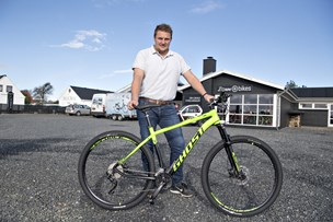 Ny cykelbutik i Nordjylland